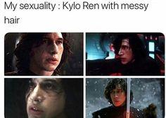 #Kylo Ren x #Star Wars x #Crack