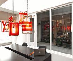 Uxus 5 620x519 Uxus HQ   A Beautifully Designed Office