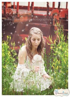 senior pictures boho - Google Search