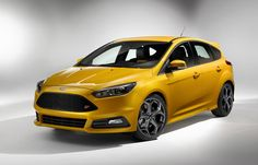 """2015 Ford Focus ST. This is """"practical""""enough, right?"""