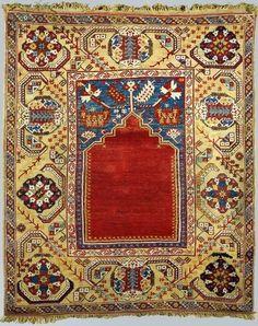 Turkey Prayer rug - Prayer rug - Wikipedia, the free encyclopedia