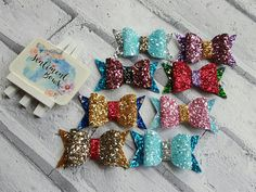 Check out this item in my Etsy shop https://www.etsy.com/uk/listing/512178584/fairytale-princess-inspired-bows-girls