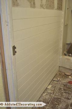 ... Wood Beam Ceilings, Farmhouse Bathrooms and Paint Wood Floors