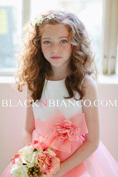 Image result for children's coral dresses