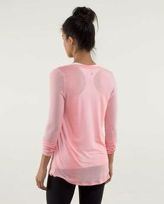 Lululemon Luluwhat? Beautiful. Great workout gear during the hot season!