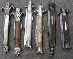 Vintage switchblades