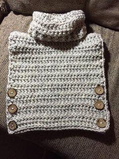 Ravelry: Vasquez Pullover Vest pattern by Rebecca Romero Baby Boy Knitting Patterns, Crochet Poncho Patterns, Crochet Cardigan, Baby Knitting, Crochet For Kids, Free Crochet, Crochet Phone Cover, Patron Crochet, Crochet Baby Clothes