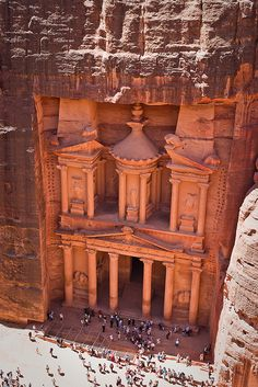 Top 9 Places to See Before You Die - Travel Bucket List Petra, Jordan - The tiny city carved into stone that my dad loved so much. I want to go there to walk the streets, visit the biblical sites, see his neighborhood where he grew up, the church his fam Places Around The World, Oh The Places You'll Go, Travel Around The World, Places To Visit, Around The Worlds, Top Places To Travel, Top Travel Destinations, Vacation Places, Italy Vacation