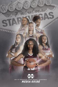 2017-18 Mississippi State Women's Basketball Media Guide