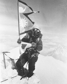 Junko Tabei reached the summit of Mount Everest - the highest place on Earth - on 16 May 1975, becoming the first woman to make a successful ascent.