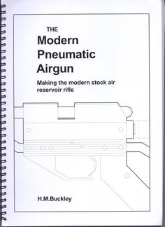 Mr. Buckley has created a new book complete with drawings. I have reviewed the content of this new book. The presentation of the material and design will allow any home-based hobby machinist to build this rifle. ML: Fun for the family, with cience/shtf skills development! Not bad, isn't it!?  :)