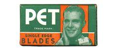 Vintage Packaging: RazorBlades - The Dieline -