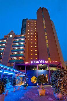 Benidorm, Spain - Plaza Hotel