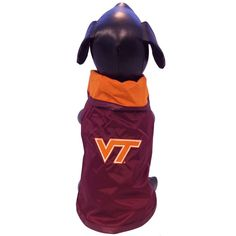 NCAA Virginia Tech Hokies All Weather Resistant Protective Dog Outerwear ** Check this awesome image  : Accessories for dog
