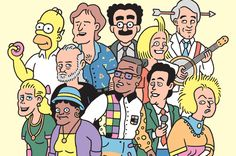 From the Marx Brothers toThe Simpsons, Richard Pryor to Amy Schumer: 100 bits, sketches, and one-liners that changed humor forever.