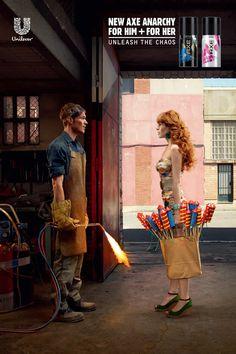 12 publicites designs creatives fevrier 78 publicités designs et créatives de Février 2012