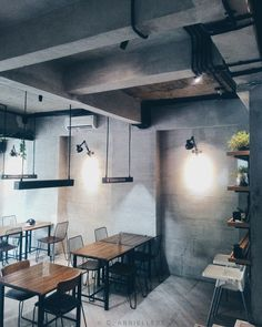 Track Lighting, Interior And Exterior, Coffee Shop, Conference Room, Ceiling Lights, Random, Table, Furniture, Home Decor