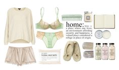"""""""Mint At Home"""" by polytom10 ❤ liked on Polyvore"""