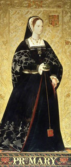 Prss. Mary (Princess Mary, Wife of Louis XII)