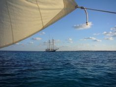 Set Sail in The Bahamas | Liberty Fleet Windjammer Cruises