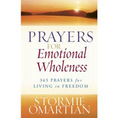 Prayers For Emotional Wholeness (ITPE). Available @ CUM Books