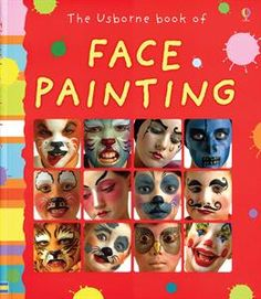 Find out how to transform faces in this fantastic introduction to face painting. The easy step-by-step instructions and techniques show you how to paint animals, monsters, clowns, butterflies and many more.