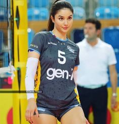 Female Volleyball Players, Women Volleyball, Volleyball Outfits, Beach Volleyball, Sixpack Workout, Beautiful Athletes, Athletic Girls, Sporty Girls, Female Poses