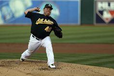 Oakland Athletics Bartolo Colon