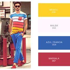 ¿Alguien dijo color? Una combinación llamativa digna de una personalidad avasallante #PrendeteAlColor