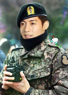 LOVE NOTES 10DEC2015  /   *KIM HYUN JOONG: THE SOLDIER* / http://familyinloveofkhj.blogspot.com/2015/12/kim-hyun-joong-soldier.html