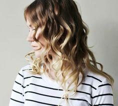 les 25 meilleures id es de la cat gorie m ches blondes brunes sur pinterest cheveux bruns. Black Bedroom Furniture Sets. Home Design Ideas