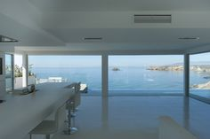 Recovery of a residence on the sea by MUHER 19