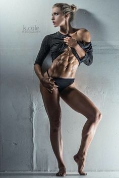 Fitness Girls for motivation Girls With Abs, Strong Girls, Gym Girls, Fitness Motivation, Fitness Goals, Health Fitness, Fitness Inspiration, Model Training, Fit Girl