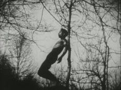 If you were studying or reading about the history of dance on camera, or dance for film, or screendance or whatever term you want, Maya Deren's two-minute film A Study in Choreography For Cam…