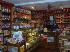 The Olde Sweet Shop in Hawes