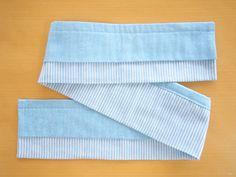 フリルスタイの作り方~3タイプアレンジ~: うろこのあれこれハンドメイド Ruffle Diaper Covers, Baby Bibs, No Frills, Couture, Diy And Crafts, Sewing, Pattern, How To Make, Clothes