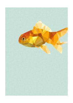Goldfish - East End Prints