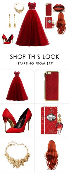 """""""Untitled #26"""" by sara1386 ❤ liked on Polyvore featuring Baiser and Oscar de la Renta"""