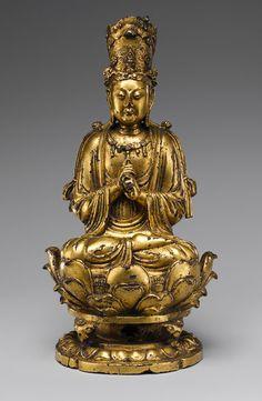 Buddha, probably Vairochana (Piluzhena) [China] (2006.284) | Heilbrunn Timeline of Art History | The Metropolitan Museum of Art