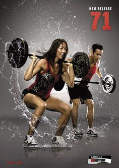 Body Pump... favorite!