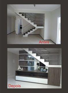 Embaixo da escada - Casa Pro                                                                                                                                                      Mais