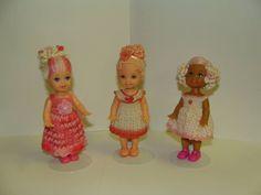 Carol's dolls by Kathleen