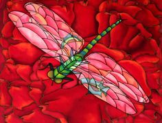 Vibrant paintings and dynamic performance of Holly Carr Beautiful Artwork, Cool Artwork, Dragonfly Art, Tea Caddy, Vibrant, Butterfly, Graphic Design, Gallery, Image
