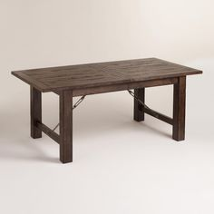 Beautifully weathered yet built to last, our Garner Extension Dining Table and our Garner Dining Collection delivers rustic elegance to your dining space.