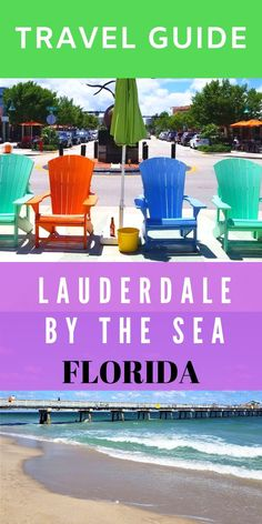 Top things to do in Lauderdale by the Sea and Travel Guide. Also get a list of the best places to eat in Lauderdale by the Sea including great seafood, French cuisine and more. Florida Vacation Spots, Places In Florida, Florida Travel, Florida Beaches, Vacation Ideas, Lauderdale By The Sea Restaurant, Fort Lauderdale By The Sea, Beach Fun, Summer Travel