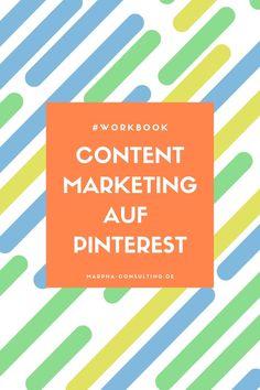 Tun Sie sich schwer damit die richtigen Inhalte für Pinterest zu entwickeln?  Mit diesem Arbeitsbuch erhalten Sie eine Schritt-für-Schritt-Anleitung, um eine nachhaltige Content Marketing Strategie für Ihren Pinterest-Account aufzubauen. Sie lernen die fünf Phasen des Content-Marketing-Zyklus auf Pinterest: von der Strategiefindung über die Content-Erstellung zur Distribution und Promotion bis hin zur Analyse und Optimierung. Klicken Sie um mehr zu erfahren. #erfolgreichaufpinterest