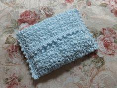 crocheted ppocket tissue case / ティッシュケース