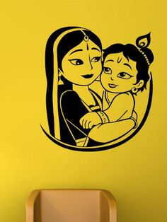 Buddha Painting, Krishna Painting, Krishna Art, Simple Wall Paintings, Wall Painting Decor, Painting Art, Wall Decor, Wall Art, Art Drawings For Kids