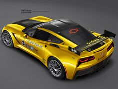 Corvette Stingray C7.R by YogaBudiwCUSTOM on DeviantArt