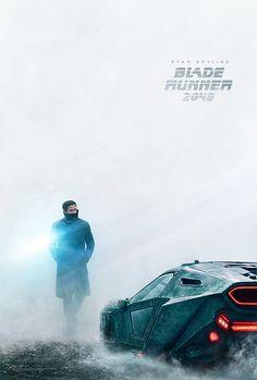 New poster for Blade Runner 2049 (2017)